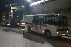 Горноспасатели проводят работы на шахте в Новокузнецком городском округе