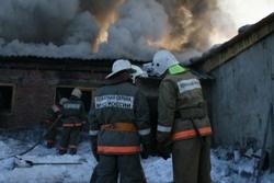 Спасатели МЧС России ликвидировали пожар в частном жилом доме и веранде в Юргинском ГО