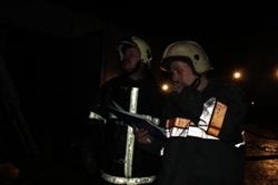 Спасатели МЧС России ликвидировали пожар в частном жилом доме в пнт Тяжинский