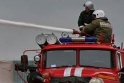 Спасатели МЧС России ликвидировали пожар в частном жилом доме, хозяйственных постройках в Березовском ГО