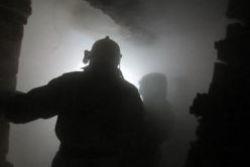 Спасатели МЧС России ликвидировали пожар в частной хозяйственной постройке в Междуреченском ГО